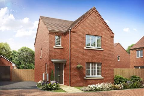 3 bedroom detached house for sale - Plot 483, The Hatfield at Hampton Gardens, Hartland Avenue, London Road PE7