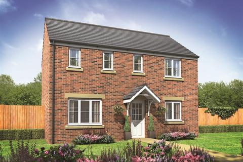 3 bedroom detached house for sale - Plot 59-o, The Clayton at Priory Meadows, Tollgate Road PL31