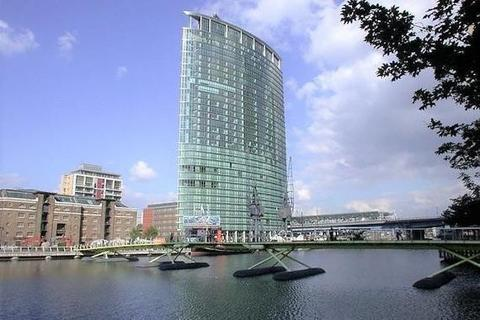 2 bedroom apartment to rent - No.1 West India Quay, Hertsmere Road, London