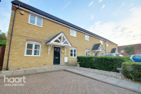3 bedroom end of terrace house for sale - The Lintons, Chelmsford