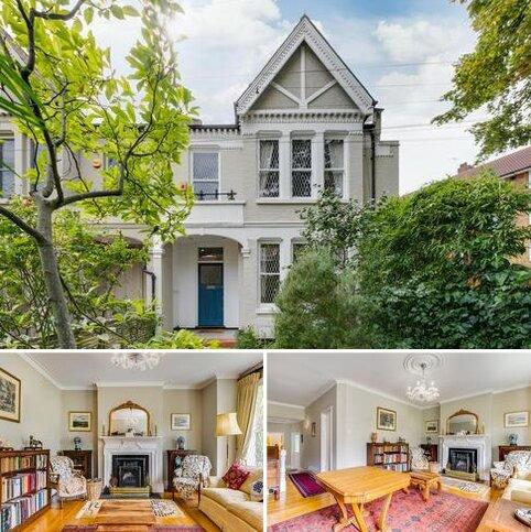 5 bedroom semi-detached house for sale - Trouville Road, Clapham, SW4.