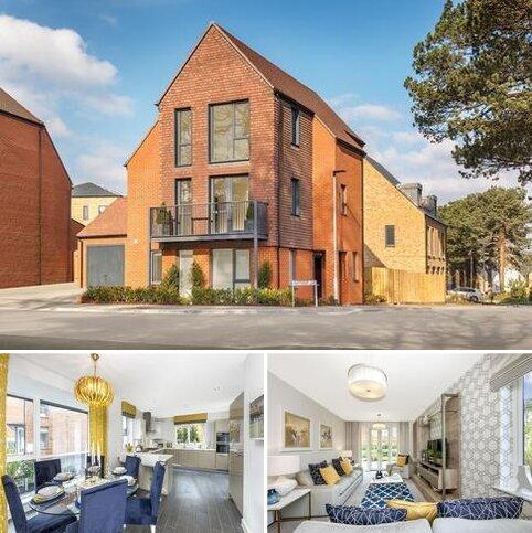 5 bedroom detached house for sale - Plot 35, Gainsborough at Cane Hill Park, Brighton Road, Coulsdon, COULSDON CR5