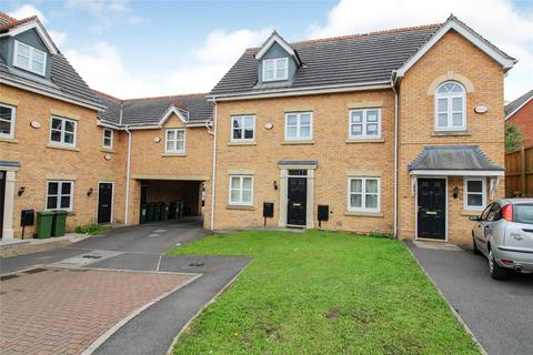 3 bedroom townhouse for sale - Riseholme Close, Leicester, LE3