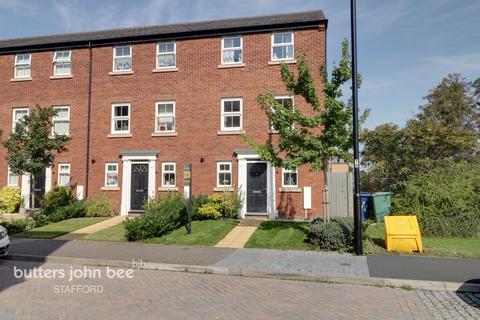 3 bedroom end of terrace house for sale - St Georges Parkway, Stafford