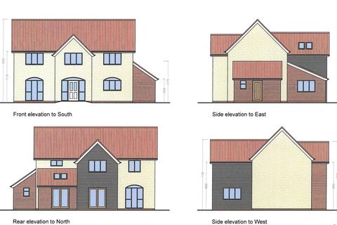 Plot for sale - Mill Road, Wyverstone, Stowmarket IP14