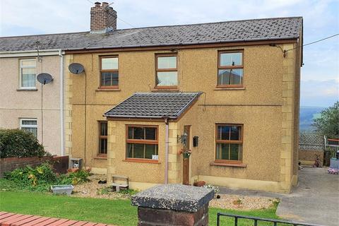 3 bedroom semi-detached house for sale - West Avenue, Cefn Cribwr, Bridgend, Mid Glamorgan