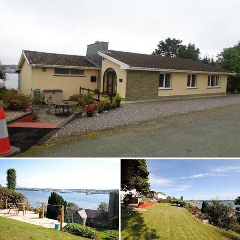 4 bedroom detached bungalow for sale - Gannet's Lodge, Church Hill, Llanstadwell, Milford Haven