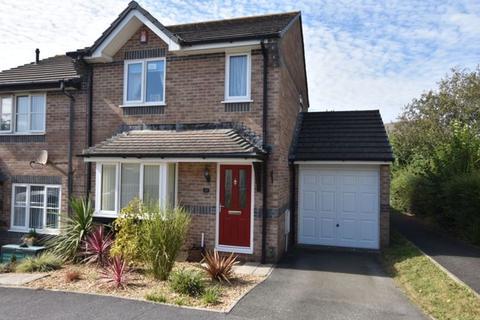 3 bedroom semi-detached house for sale - Edwards Crescent, Saltash