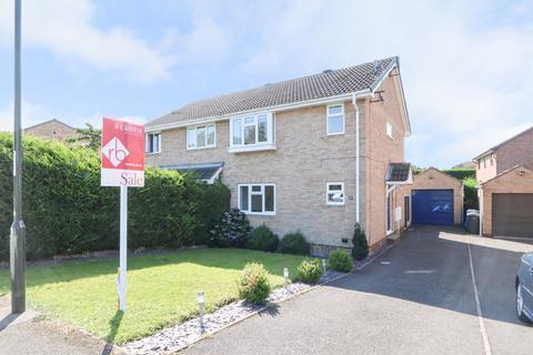 3 bedroom semi-detached house for sale - Berwick Close, Walton, Chesterfield
