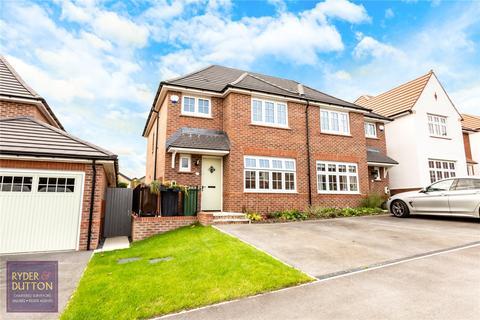 3 bedroom semi-detached house for sale - Primrose Drive, Kirkburton, Huddersfield, West Yorkshire, HD8
