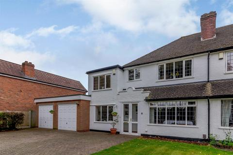 4 bedroom semi-detached house for sale - The Boulevard, Sutton Coldfield, B73 5JB