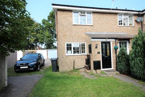 2 bedroom end of terrace house for sale - Rownhams Road, Throop, Bournemouth