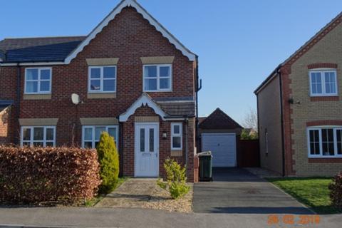 3 bedroom semi-detached house to rent - Woodbridge Way, Woodhall Spa