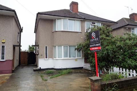 3 bedroom semi-detached house for sale - Northumberland Crescent, Bedfont, Feltham