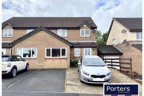 3 bedroom semi-detached house for sale - Banc-Yr-Allt Llangewydd Court Bridgend CF31 4RH