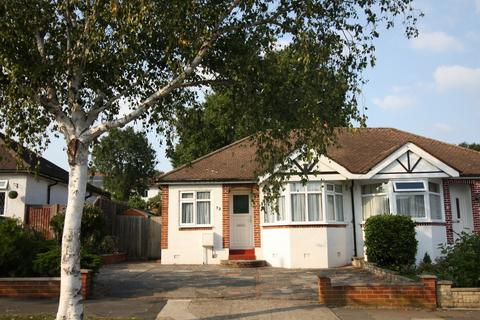 2 bedroom semi-detached bungalow to rent - Coniston Gardens, Pinner