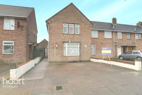 3 bedroom end of terrace house - Abbots Wood Road, Luton