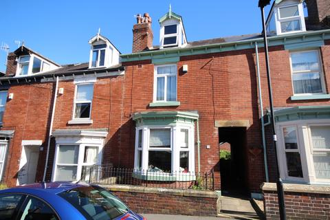 4 bedroom terraced house to rent - 75 Peveril Road, Endcliffe Park, Sheffield, S11 7AQ