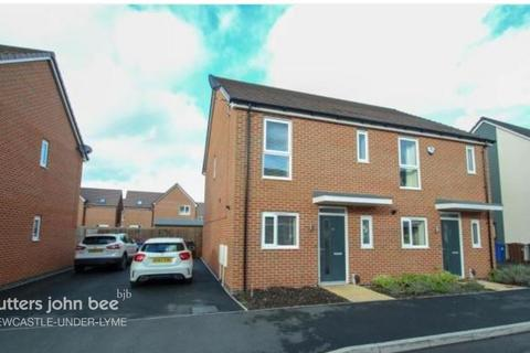 3 bedroom semi-detached house - Harold Hines Way, Stoke-On-Trent
