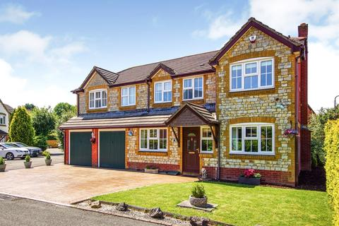 5 bedroom detached house for sale - Summers Mead, Yate, BRISTOL, BS37