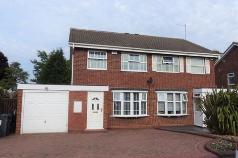 3 bedroom semi-detached house for sale - Lytham Close, Sutton Coldfield