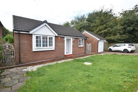 3 bedroom detached bungalow for sale - Saughs Drive, Robroyston, Glasgow, G33 1BN