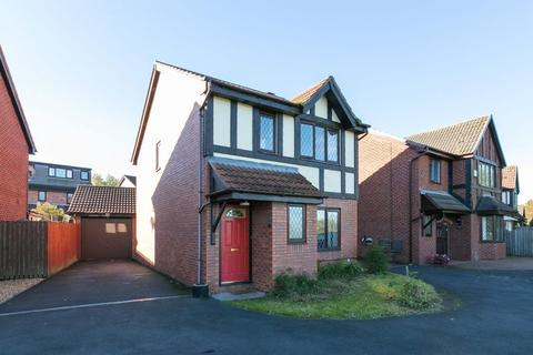 3 bedroom detached house to rent - Vicarage Gardens, Burscough, L40 7UU