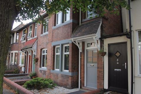 2 bedroom terraced house to rent - Siemens Road, Stafford, ST17 4DT