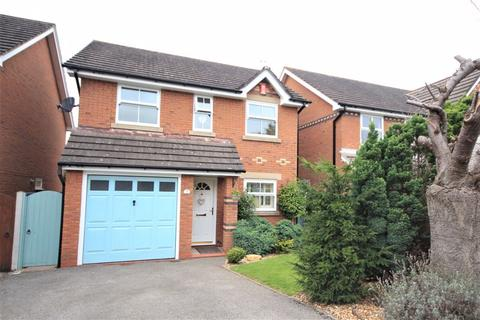 3 bedroom detached house for sale - Southfields Close, Wybunbury