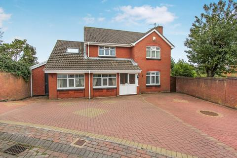 4 bedroom detached house for sale - Celtic Way, Rhoose