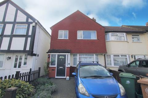 3 bedroom end of terrace house for sale - Merrilands Road, Worcester Park