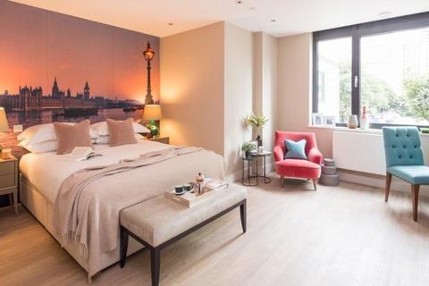 Studio to rent - Studio Flat to Rent in Quarters Apartments,  Wellesley Road, Croydon