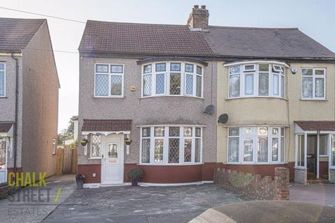 3 bedroom semi-detached house for sale - Grenfell Avenue, Hornchurch, RM12