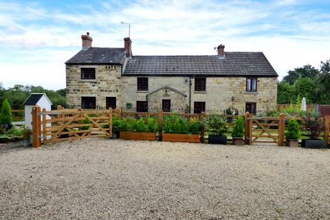 4 bedroom country house for sale - Brook Cottage, Moorwood Moor, Alfreton, DE55 7NW