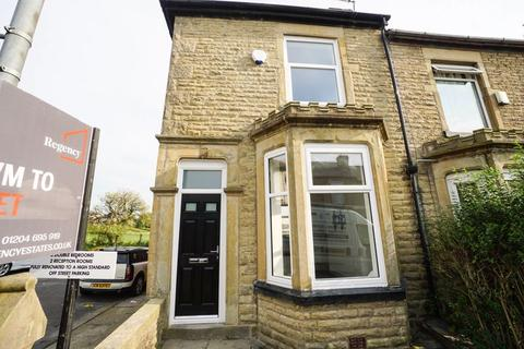 3 bedroom end of terrace house to rent - Crown Lane, Horwich