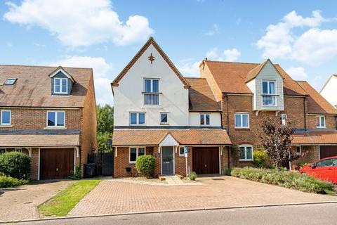 5 bedroom semi-detached house for sale - Marina Way, Abingdon Marina