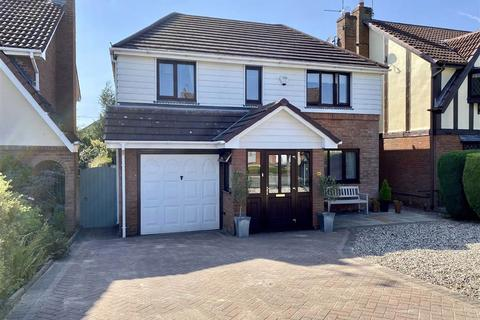 4 bedroom detached house for sale - Harrow Place, Stone