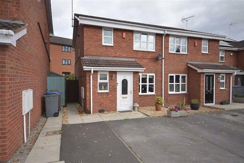 3 bedroom semi-detached house for sale - Warrilow Close, Meir, Stoke-on-Trent