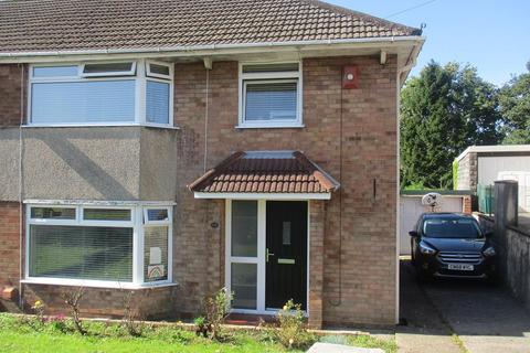 3 bedroom semi-detached house for sale - Coniston Rise, Cwmbach, Aberdare