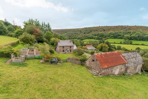 3 bedroom property with land for sale - Cwmdu, Crickhowell, NP8