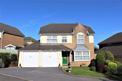 4 bedroom detached house for sale - Libby Way, Mumbles