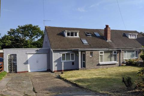 3 bedroom semi-detached bungalow for sale - Cwmbach Road, Fforestfach, Swansea