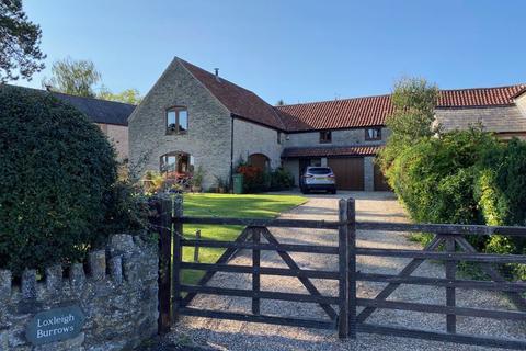 4 bedroom barn conversion for sale - Kingsdon, Somerton