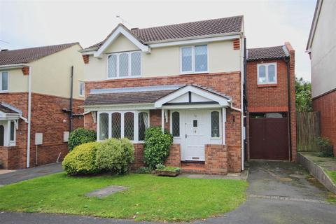 4 bedroom detached house for sale - Guildford Close, Beverley