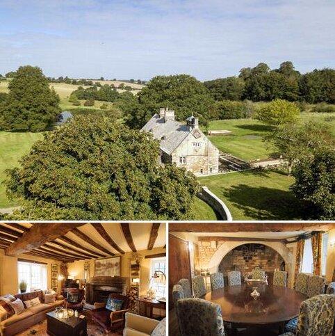 5 bedroom house to rent - Croxton Park House, Belvoir Estate