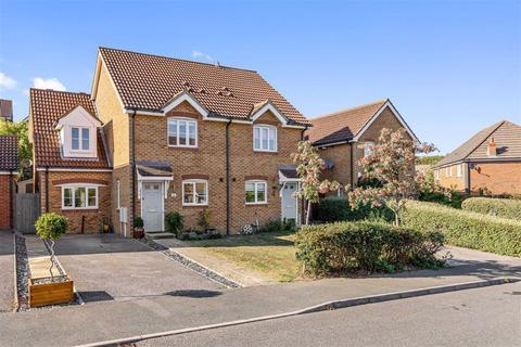 3 bedroom semi-detached house for sale - Forest Avenue, Orchard Heights, Ashford