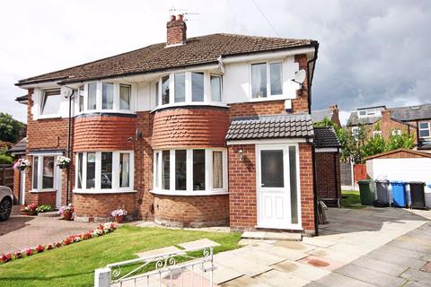 3 bedroom semi-detached house for sale - Somerset Road, Altrincham, Cheshire