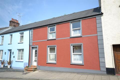 3 bedroom terraced house for sale - 8 Castle Street, Narberth
