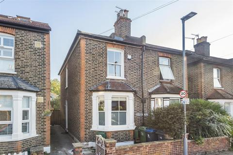 3 bedroom semi-detached house for sale - Somerset Road, Kingston Upon Thames