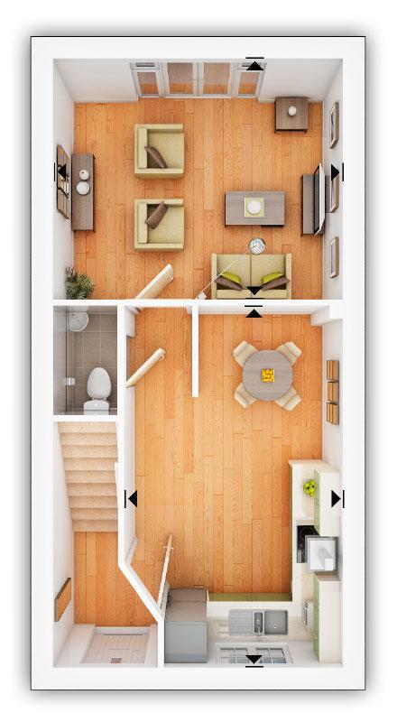 Floorplan 1 of 3: Alton G SF